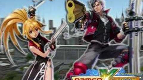 Namco X Capcom - Trembling City Of Aris