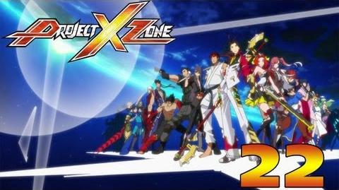 Project X Zone - English Walkthrough Part 22 Chapter 12 Fury Sparks 2 2 HD