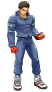 Batsu Tatsunoko vs Capcom 01