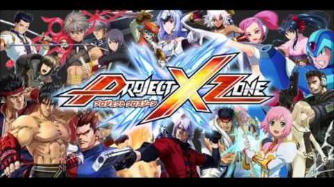 PROJECT X ZONE OST Battle to pay the debt