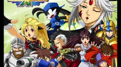 Namco X Capcom Path to Certain Victory