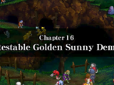 Chapter 16: Detestable Golden Sunny Demon
