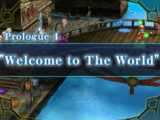 Prologue 4: Welcome To The World