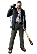Frank West Dead Rising