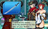 Sanger Samurai Blade