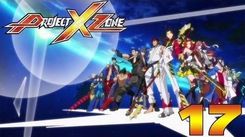 Project X Zone - English Walkthrough Part 17 Chapter 10 The King of Iron Fist 1 2 HD