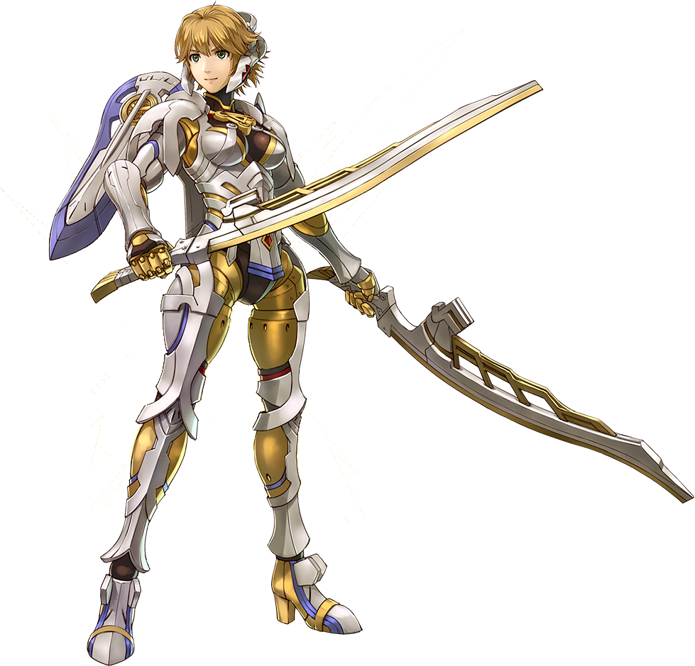 Fiora Project X Zone Wiki Fandom