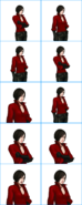 3DS - Project X Zone 2 - Ada Wong