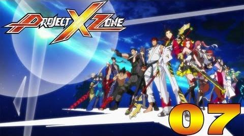 Project X Zone - English Walkthrough Part 7 Chapter 2 The Fighting Vipers HD