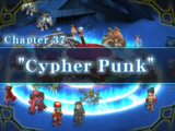 Chapter 37: Cypher Punk