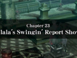 Chapter 23: Ulala's Swingin' Report Show