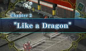 Chapter 2 - Like a Dragon