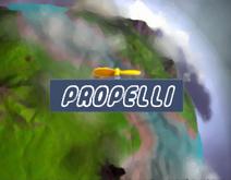 Propelli-wall
