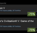 Civilization V:ssä ilmainen peliviikonloppu!
