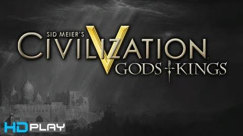 Sid Meier's Civilization V Gods and Kings - Gameplay PC HD