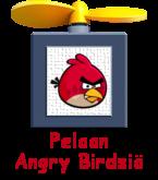 Pelaan Angry Birdsiä