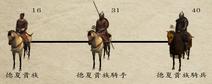 德夏公國貴族兵(3.9.4)