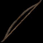Mesh hunting bow
