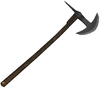 Itm one handed battle axe c