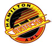 Hamilton canucks 1993
