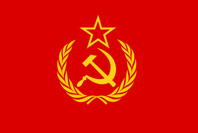 Флаг Коминтерна