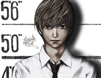 Yagami Light by yleighne