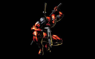 Deadpool-мультфильм