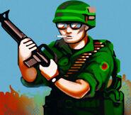 Рейнджер солдат