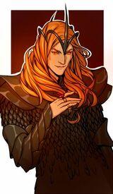 Саурон (Чёрная книга Арды)