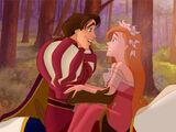 Настоящий поцелуй любви