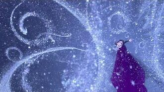 Холодное сердце - песня «Отпусти и забудь»