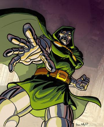 Marvel-фэндомы-Doctor-Doom-830527