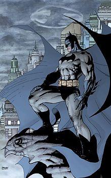 Batman Jim Lee (1)