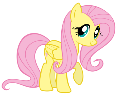 My little ponyes flattershay45
