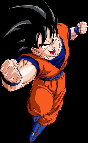 Goku Protagonists Wiki Fandom