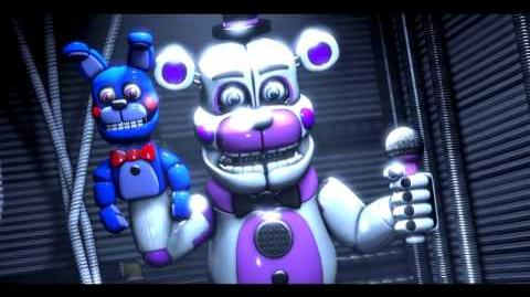 Funtime Freddy Official Voice SFM-1