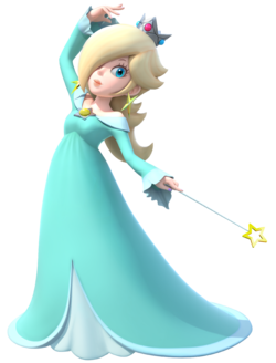 Rosalina Mario Party 10