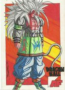 Goku SSJ5 Tablos