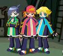 Rowdyruff Boys(Anime)