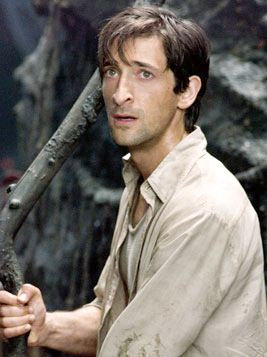 King kong adrien brody jack driscol