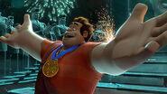 Wreck it ralph gold medal a l