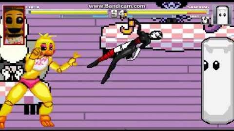 MUGEN Toy Chica (me) vs Ananzi-0