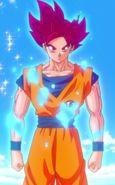 Goku GodForm