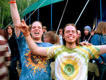 Heavy metal hippies. what?.