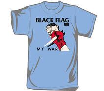 Blackflagmywartshirt