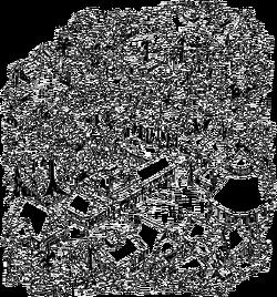 Bolo-floresta