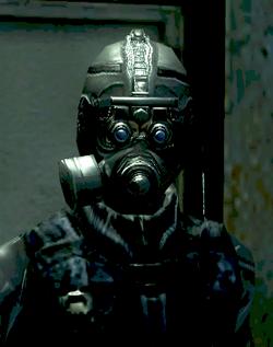 Pro1 Blackwatch Portrait