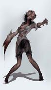Female walker