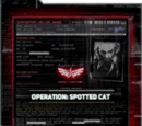 Operation: Spotted Cat