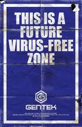 Gentek Poster